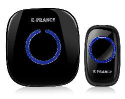 E-PRANCE EP-15002 wetterfeste Funkklingeln
