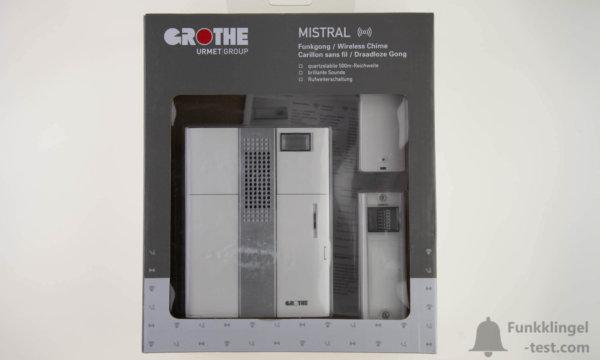 Grothe Mistral 200 Funkgong-Set im Test 47